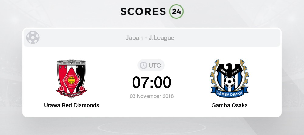 Urawa Red Diamonds Vs Gamba Osaka 7 December 2019 Soccer