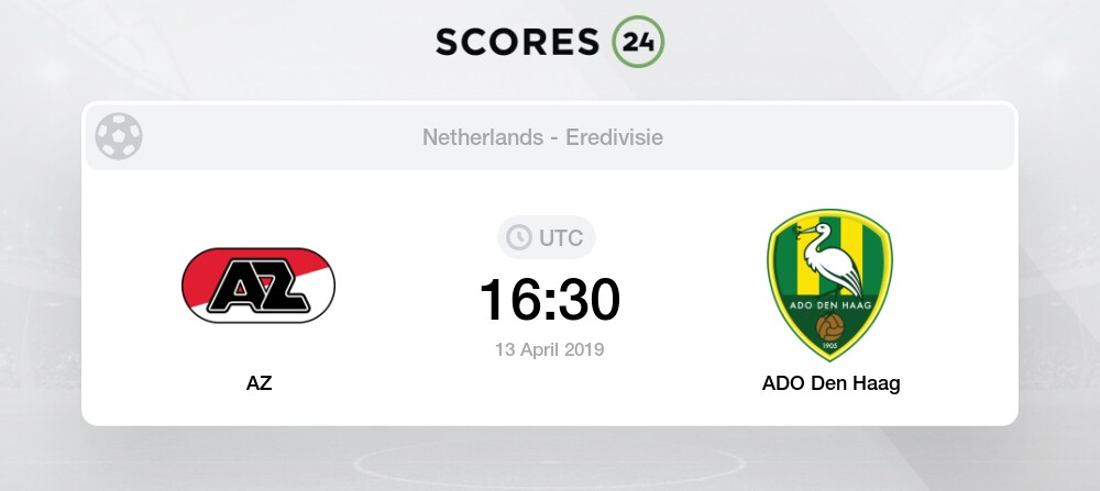 Ado Den Haag Vs Az Prediction And Bet On 25 October 2020