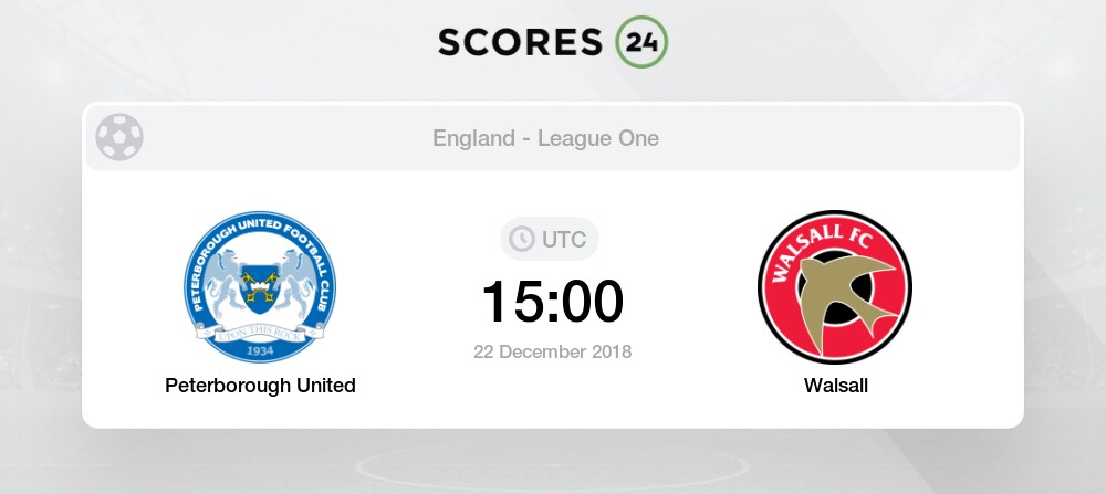 Walsall peterborough betting previews sports betting apps us
