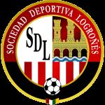 СД Логронес логотип