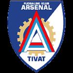 ФК Арсенал Тиват логотип
